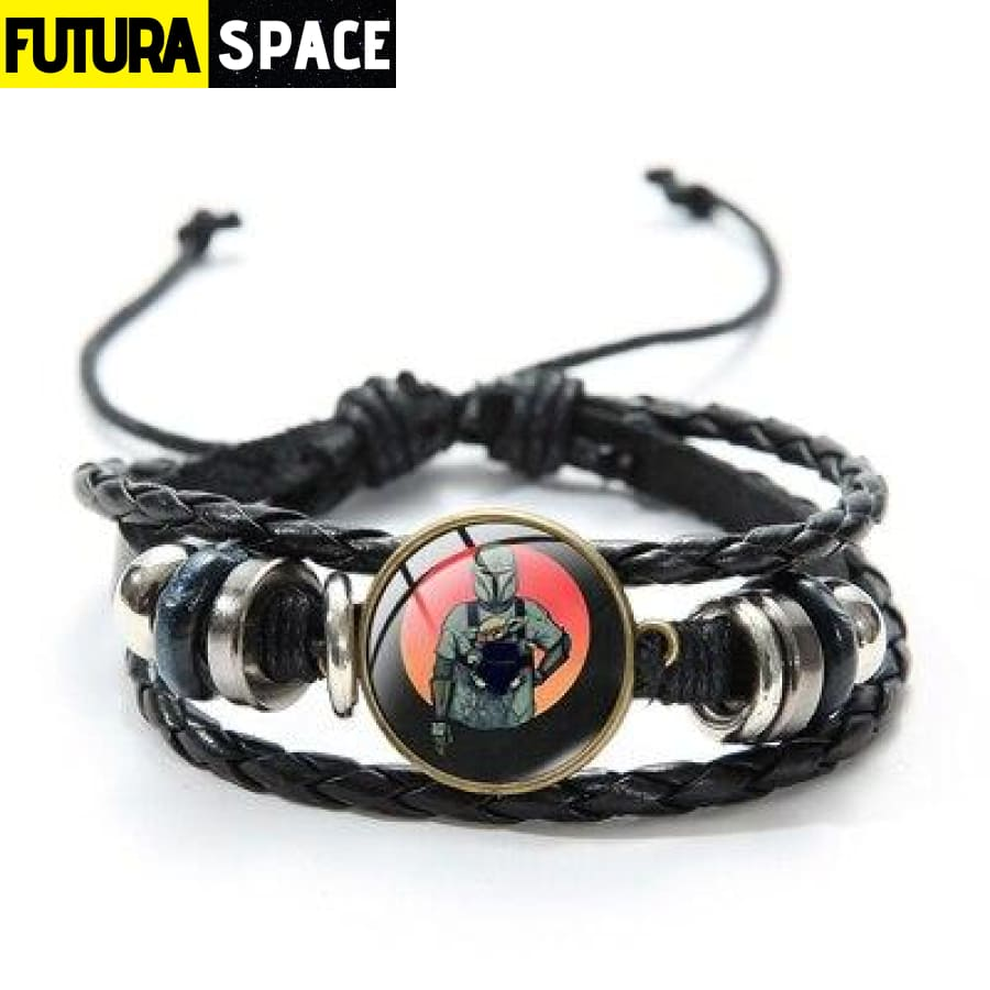 MASTER YODA BRACELET (STAR WARS) - Style 20 / China -