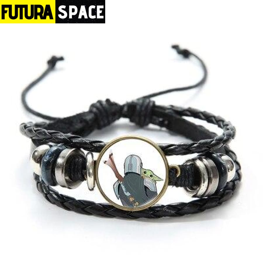 MASTER YODA BRACELET (STAR WARS) - Style 12 / China -