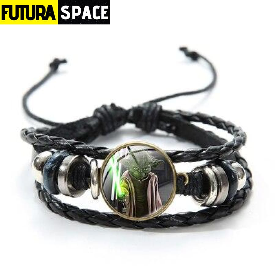 MASTER YODA BRACELET (STAR WARS) - Style 16 / China -
