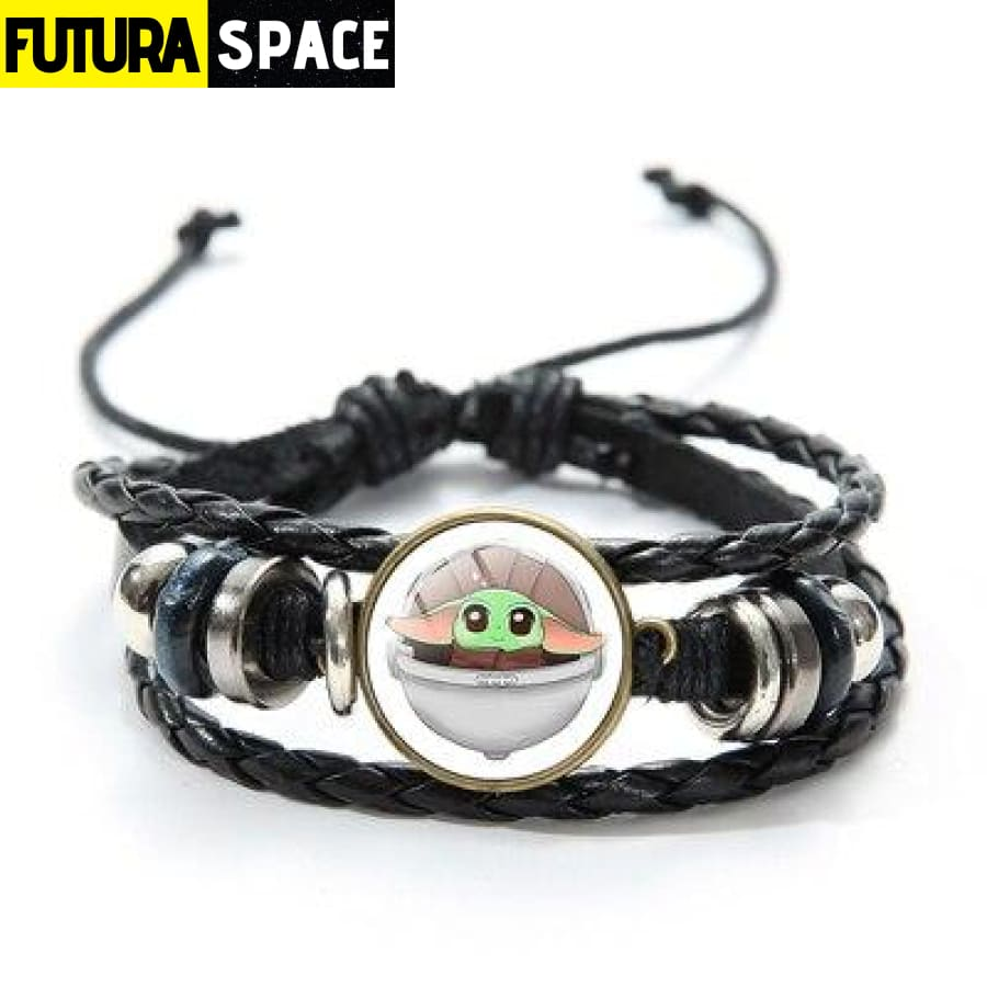 MASTER YODA BRACELET (STAR WARS) - Style 17 / China -