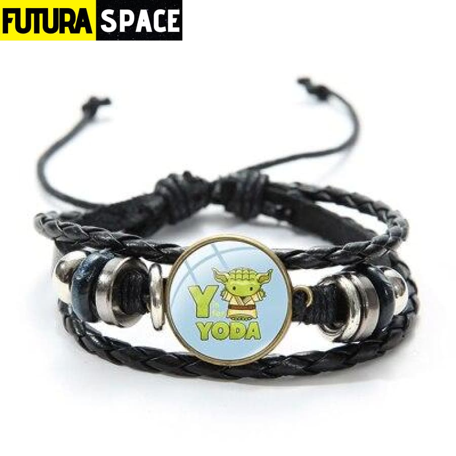 MASTER YODA BRACELET (STAR WARS) - Style 2 / China -