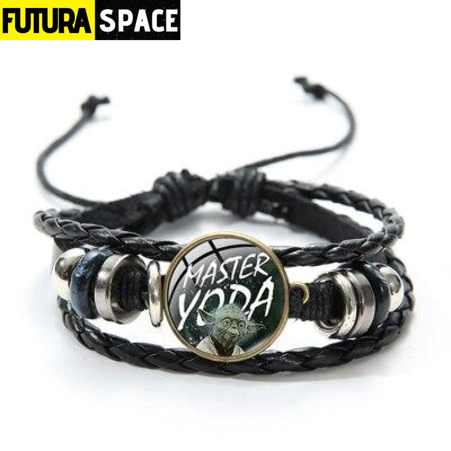MASTER YODA BRACELET (STAR WARS) - Style 15 / China -