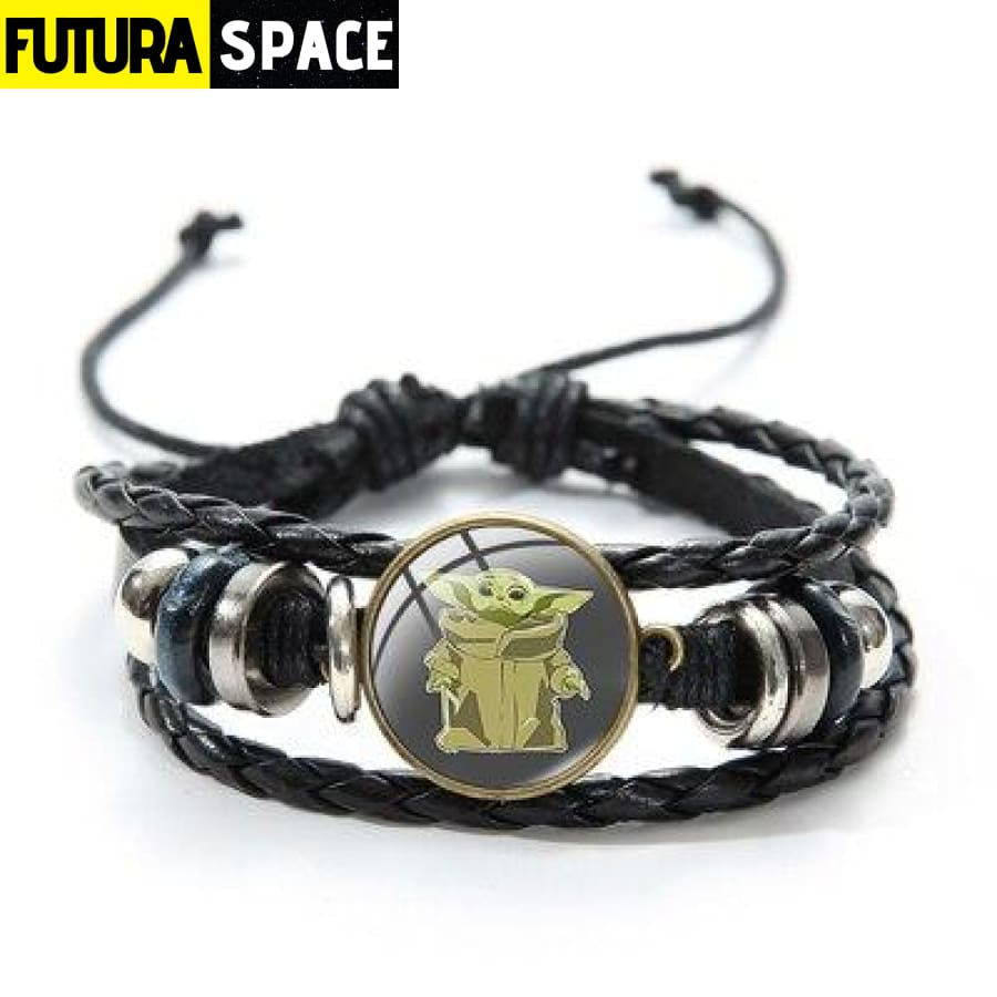MASTER YODA BRACELET (STAR WARS) - Style 1 / China -