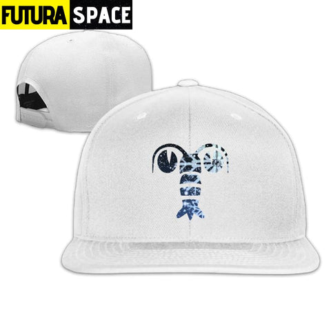 MOON ASTRONAUT CAP - Silver / One Size - 200000403