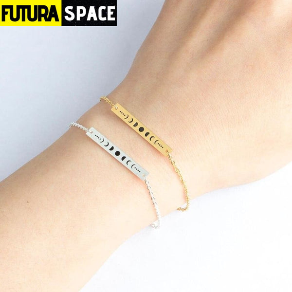 MOON PHASE BRACELET 'ECLIPSE' - 200000147