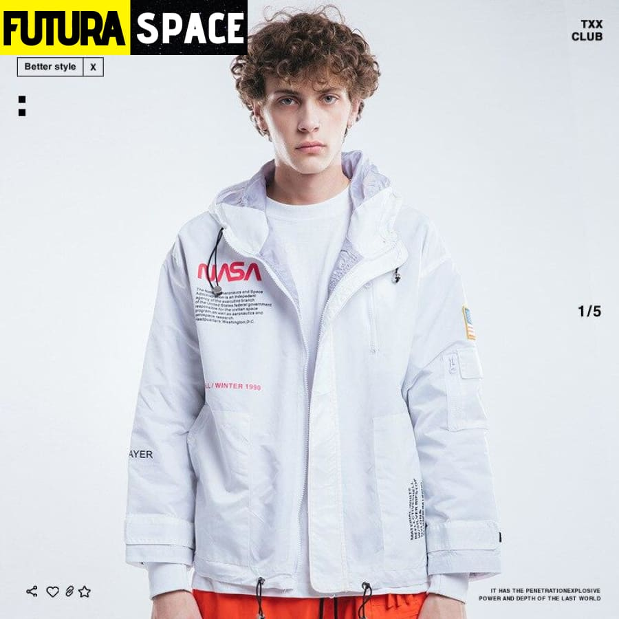 NASA DESIGN JACKET - 200001879