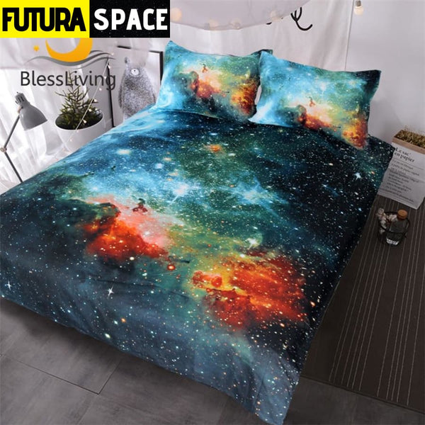 Outer Space Bedding Set - 40601
