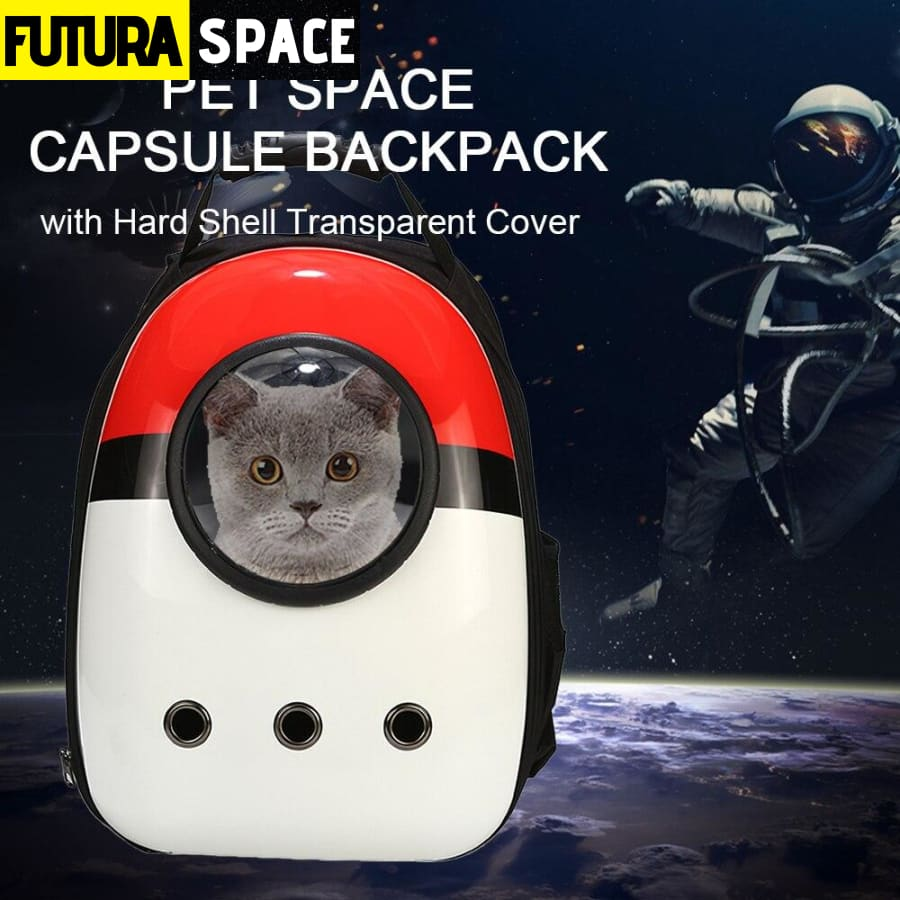 Pet SpaceCat Backpack - Astronaut - 200003693