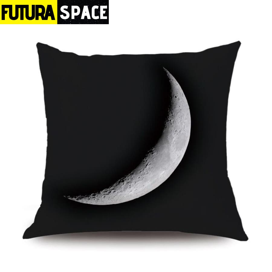 Pillow Case Moon Universe