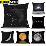 Pillow Case Moon Universe - 40507