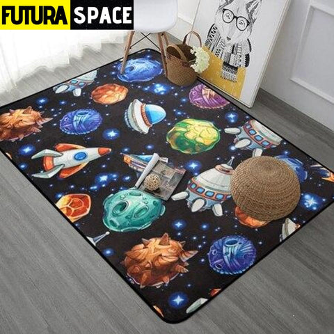 Planet Carpet - White / 40x60cm - 100000392