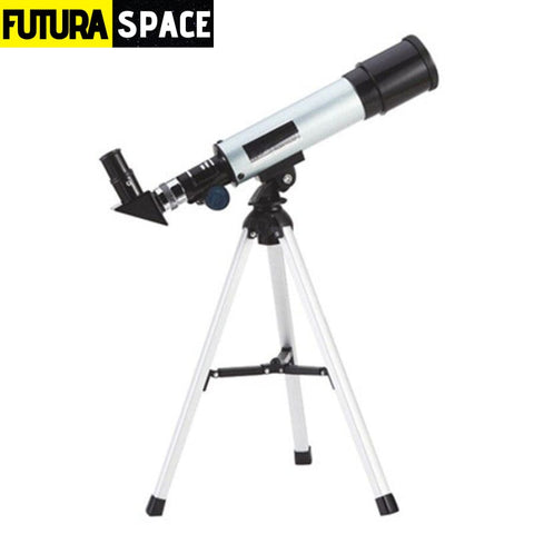 Professional Astronomical Telescope - Sliver / China -