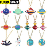 ROCKET SPACECRAFT NECKLACE - 200000162