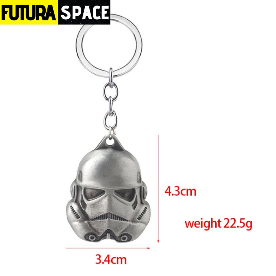 Soldiers Mask Keychains - 200000174