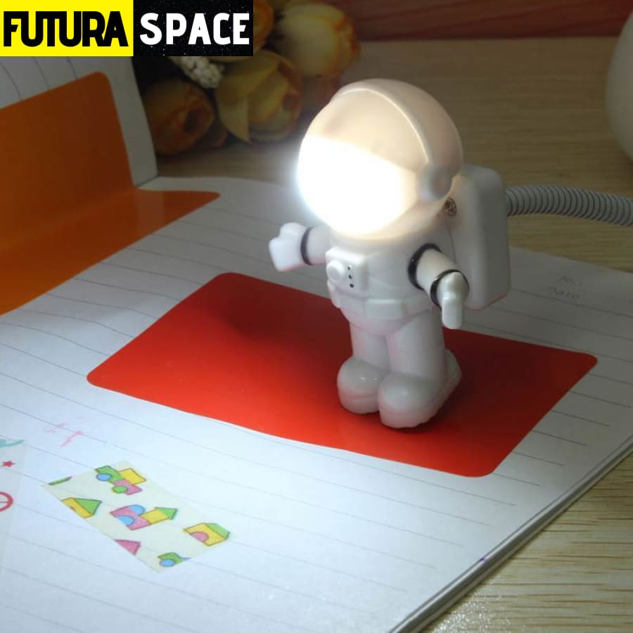 Space Astronaut Night Lamp