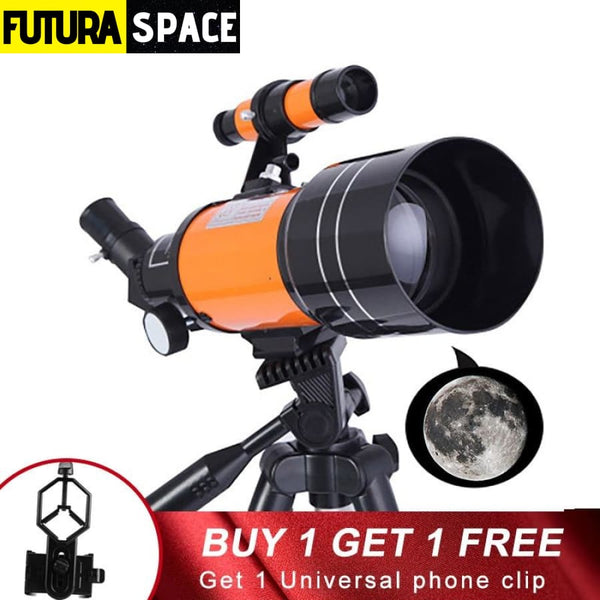 Space Astronomical Telescope - Orange - 200001987