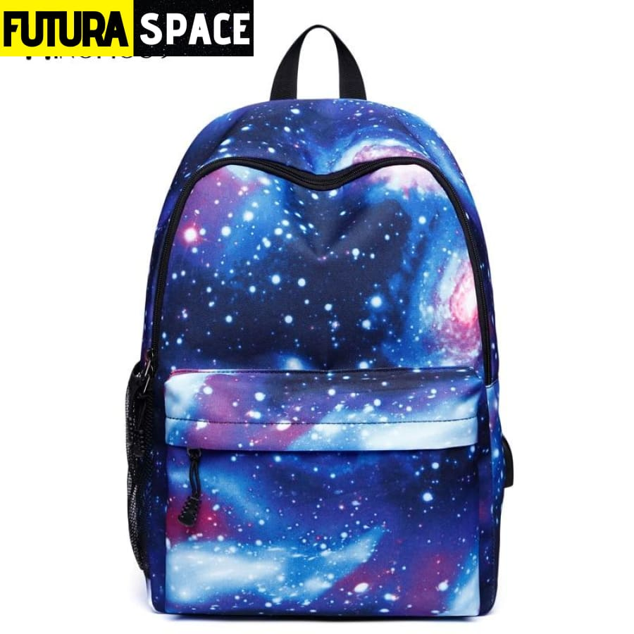 SPACE BACKPACK - Multicolor - 152401