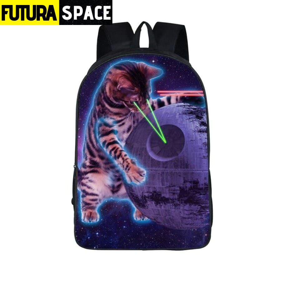SPACE BACKPACK - Space Cat - 152401