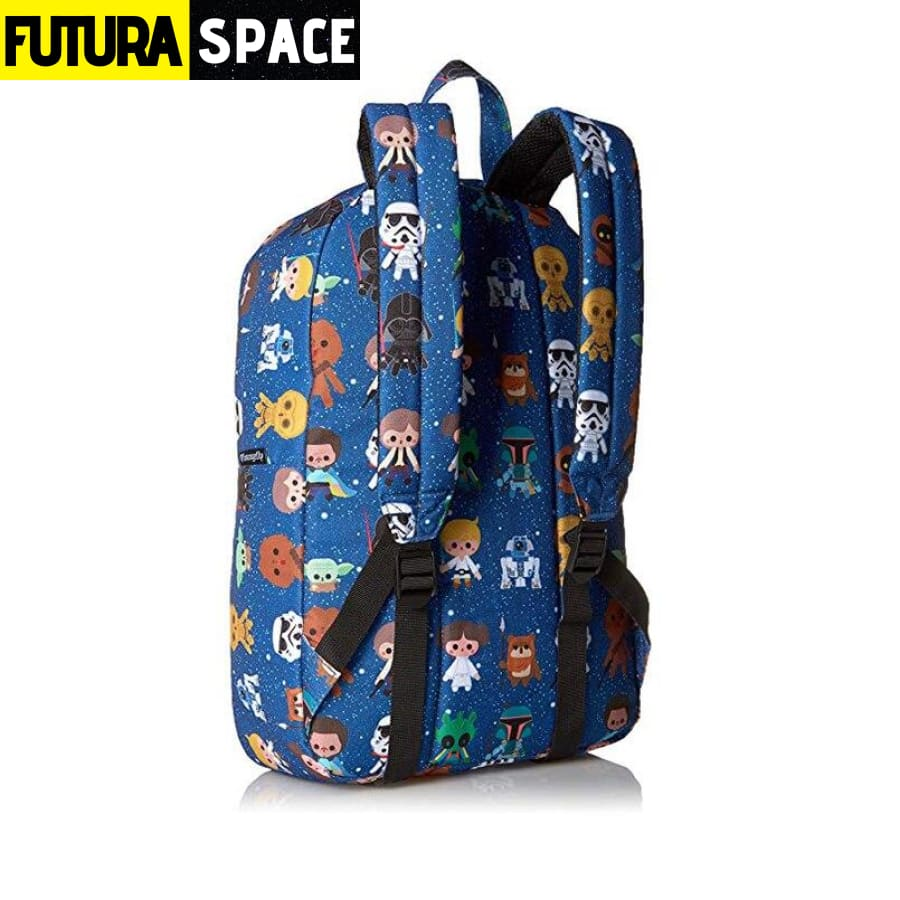 SPACE BACKPACK - STUDENT - backpack - 152401