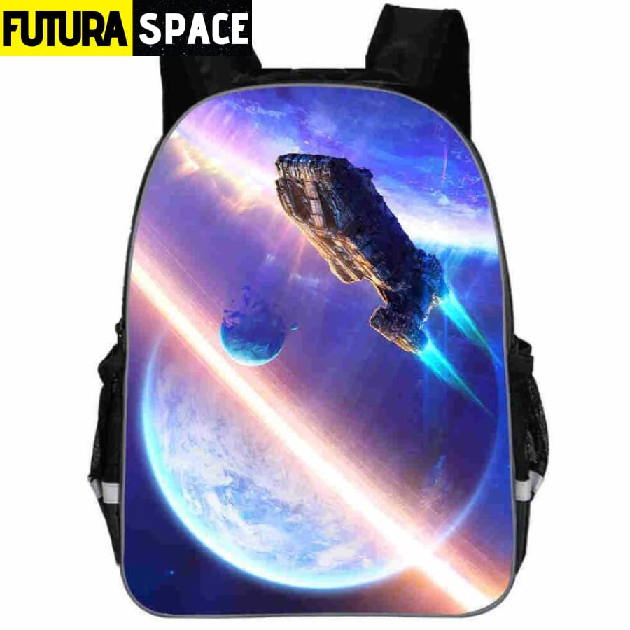 SPACE BACKPACK - Universe and planet - 152401