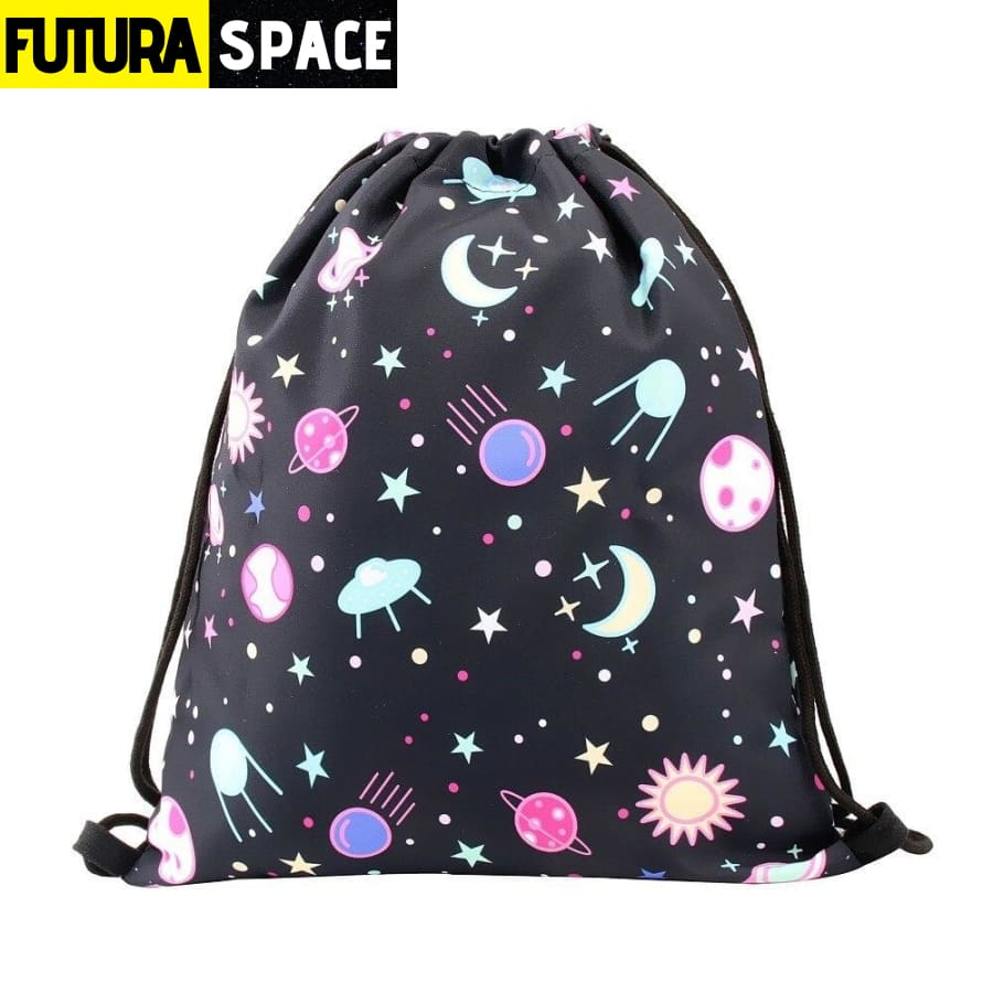 SPACE BACKPACK Waterproof - Travel - 152401