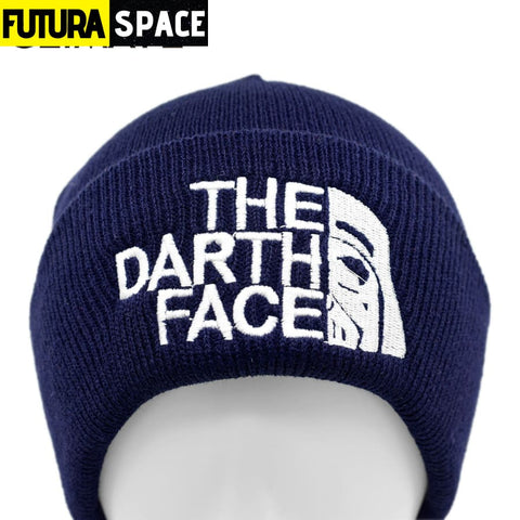 SPACE BEANIES - The Darth Face - 200000447