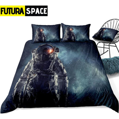 SPACE BEDDING - 3D Astronaut - 40601