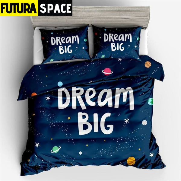 SPACE BEDDING - 3D Cartoon - 40601