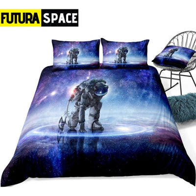 SPACE BEDDING - 3D Galaxy Astronaut - 40601