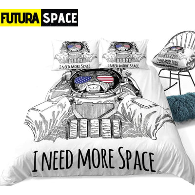 SPACE BEDDING - Animal Astronaut - 40601