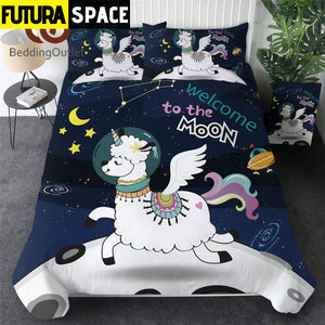 SPACE BEDDING - Funny Set - 40601