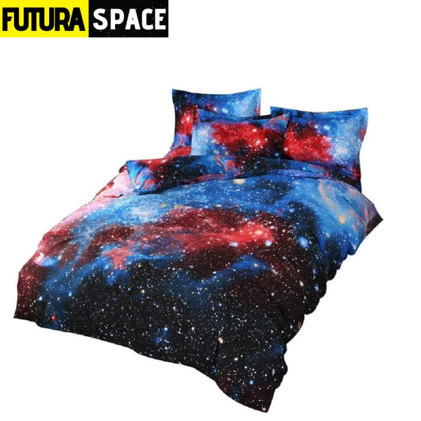 SPACE BEDDING - Galaxy Print - 40601