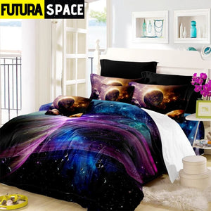 SPACE BEDDING - Outer Space - 40601