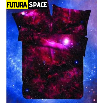 SPACE BEDDING - Outer Universe - LF001 / 4pcs - 40601