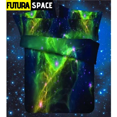 SPACE BEDDING - Outer Universe - LF004 / 4pcs - 40601
