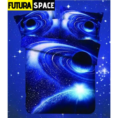 SPACE BEDDING - Outer Universe - LF005 / 4pcs - 40601