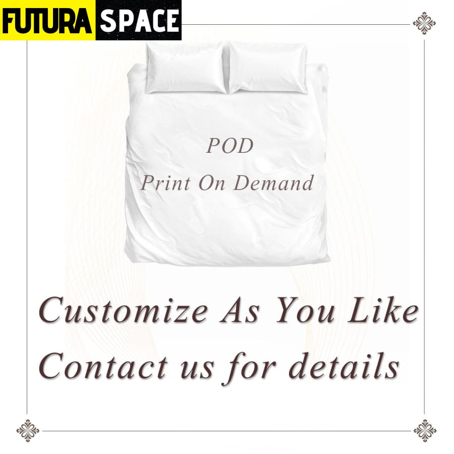 SPACE BEDDING - Plan of Salvation - 40601