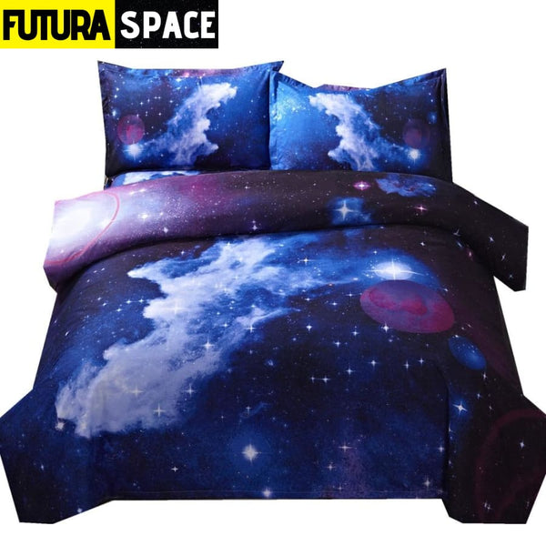 SPACE BEDDING - sets Universe - 40601
