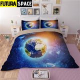 SPACE BEDDING - Star Galaxy - 40601
