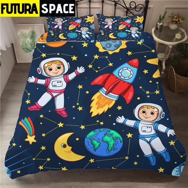 SPACE BEDDING - Wishstar 3D - 40601