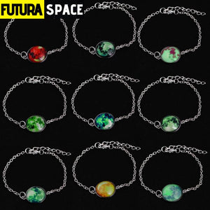 SPACE BRACELET - GLOW IN THE DARK - 200000147