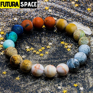 SPACE BRACELET - PLANETS BEADS - 200000147
