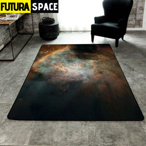 SPACE CARPET - 3D Galaxy - Carpet6 / 40x60cm - 100000392