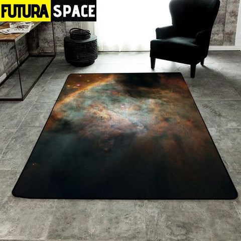SPACE CARPET - 3D Galaxy - 100000392