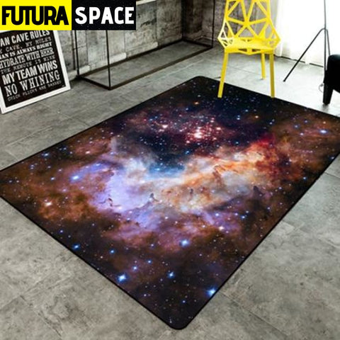 SPACE CARPET - 3D Galaxy - Carpet5 / 40x60cm - 100000392