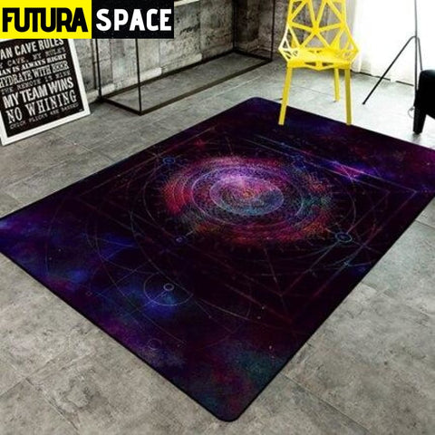 SPACE CARPET - 3D Galaxy - Carpet8 / 40x60cm - 100000392