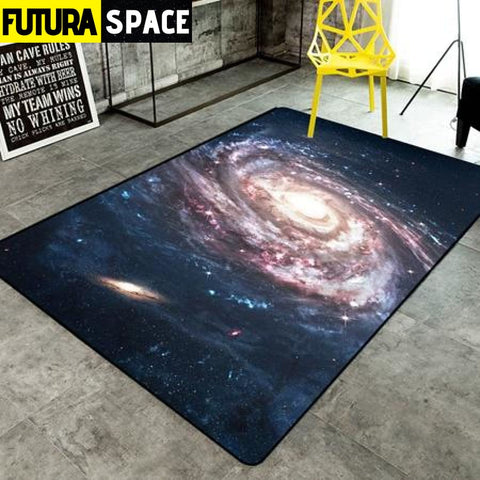 SPACE CARPET - 3D Galaxy - Carpet2 / 40x60cm - 100000392