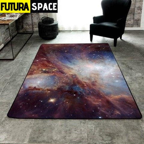 SPACE CARPET - 3D Galaxy - Carpet1 / 40x60cm - 100000392