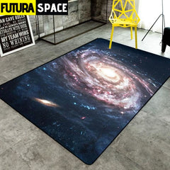 SPACE CARPET - 3D Galaxy