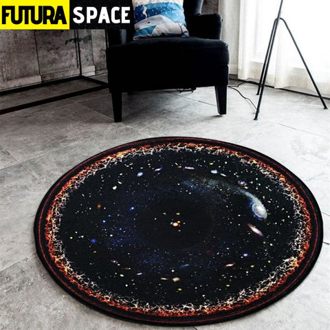 SPACE CARPET - 3D Galaxy Star - 100000392